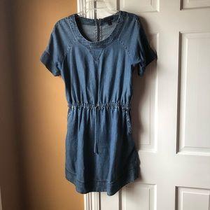 JCrew jean dress
